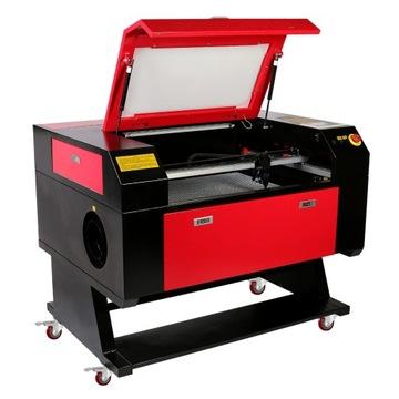 Laser CO2 60W Laserový plotter pre rezanie 50x70 cm