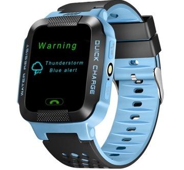 SMARTWATCH Q528 DETSKÉ HODINKY SIM KAM MENU PL GPS