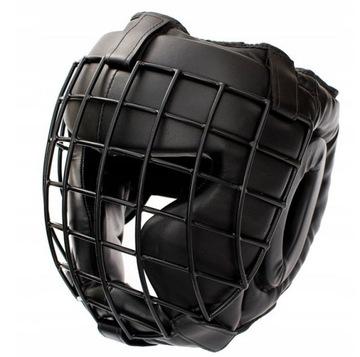 Tréningová boxová prilba s evolúcnou maskou