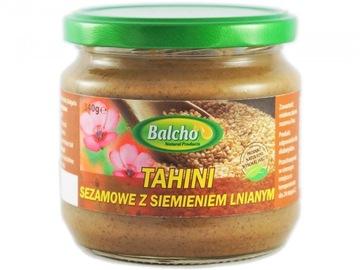 Вкусная кунжутная паста BALCHO Tahini с LN 100%