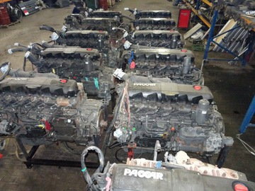 Двигатель daf 410 460 510 105 2012 год 12 500 netto, фото 3