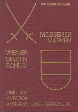 26064; Meissener Marken und Wiener Bindenschild.