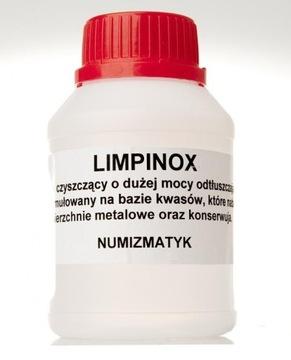 LIMPINOX - жидкость для чистки и ухода за монетами