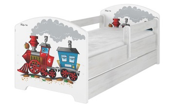 OSKAR X BABY BOO 160X80 матрас-кровать для детей