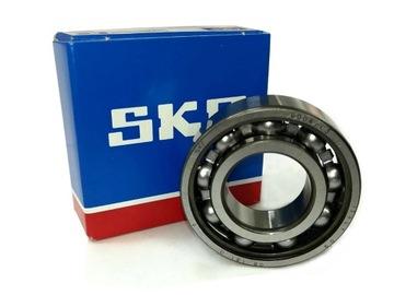 Комплект подшипники прокладки двигатель skf c3 wsk 125, фото 2