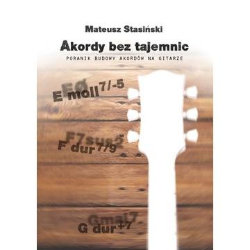 Akordy Bez Tajemnic eBook, Szkoła gry na Gitarze