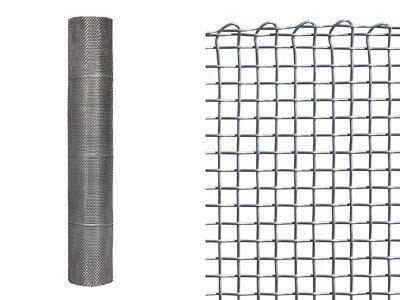 Сетка тканые техническая оцинкованный 1x0,50 WIALNIA