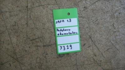 подставка полка аккумулятора opel zafira a 1.6 1.8, фото 4