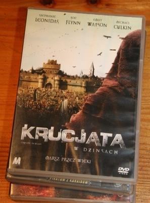 KRUCJATA W DŻINSACH   DVD