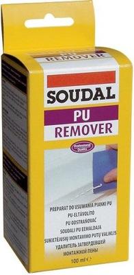 SOUDAL Pu Remover odstrániť tvrdenej peny