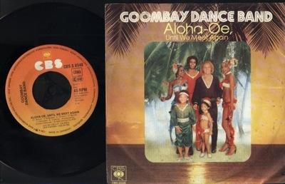 GOOMBAY DANCE BAND - ALOHA-OE - CONGA MAN