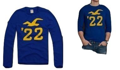 Hollister by Abercrombie bluza koszulka M @#