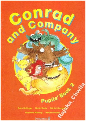 Conrad and Company Pupils' Book 2 NOWY Podręcznik