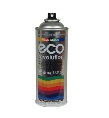 Farba lakier spray ECO do styropianu akrylowy 400m