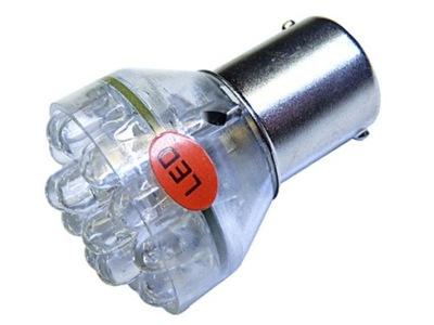 żarówka 24 LED Ba15s P21W cofania wsteczny DRL MOC