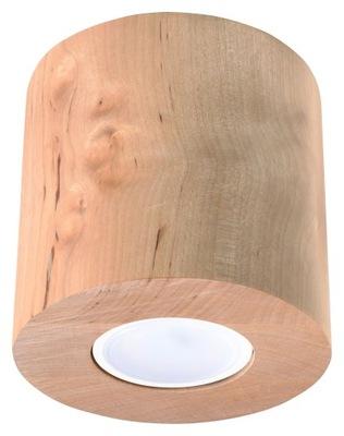 interiéru svetlo Orbis Dreva varnej skúmavky stropné svietidlo LED!