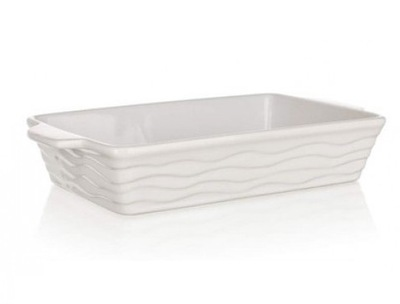 Sklanené pokáče - NACZYNIE DO ZAPIEKANIA forma ceramiczna BANQUET 04