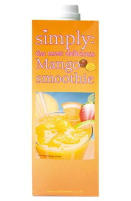 СМУЗИ/ПЮРЕ Simply Mango1L