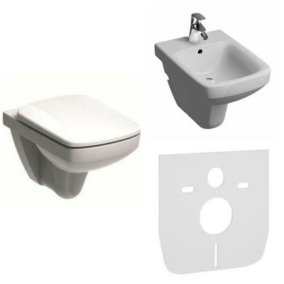 WC misa - KOLO NOVA PRO WC KRÁTKA 48cm BOARD BIDET