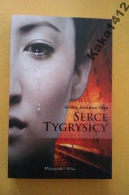 SERCE TYGRYSICY              Aisling Juanjuan Shen