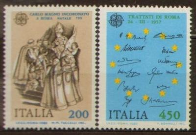 Италия . Мне 1798-99 ** - Europa CEPT 1982