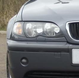 ЗАГЛУШКА ОМЫВАТЕЛЯ BMW 3 E 46 РЕСТАЙЛИНГ ЛЕВАЯ / ПРАВАЯ