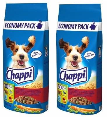 Chappi говядина ПТИЦА Овощи 13 .5 КГ x2 (27КГ)