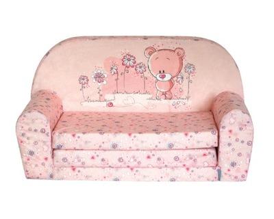 Gauč detí Mini-pohovka-gauč, kreslo, posteľ