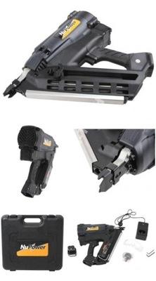 Nastreľovacia pištoľ, klince, spony - Na plynové pero NuPower 50-90mm
