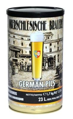 23L пиво домашние Германий PILS + дрожжи пивоварение солод
