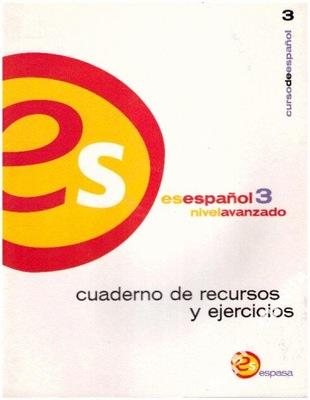 es espanol 3 ćwiczenia Cuaderno de recursos+CD NOW