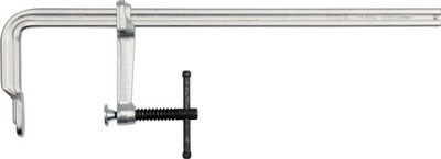 Zverák, svorka - TLAČIDLO STOLAR sa spája 900x120 mm YATO TLAČIDLÁ