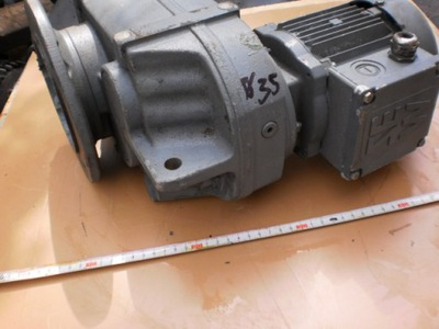 silnik elektryczny 0,2 kw motoreduktor 6 obr