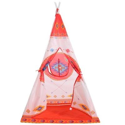 Domu Indiáni pre deti Teepee STAN Wigwam