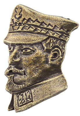 Pin застежка wpinka знак Генерал Юзеф Халлер