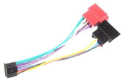ZŁĄCZE JVC KD-R35, KD-R401, KD-R453, KW-R710 -ISO