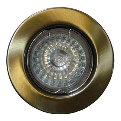 LAMPY STAROŽITNÉ ZLATA DOT LED