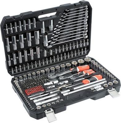 Yato комплект для инструментов XXL 216el ключи YT-3884 1