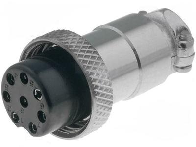 Wtyk mikrofonowy 8 pin