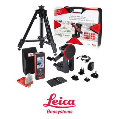 Лазерный дальномер Leica Disto S910 Pro Pack