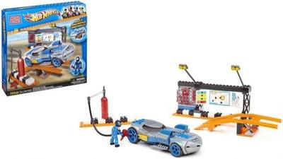 Mega Bloks Hot Kolesá Rýchlosť Závod Pit Stop 91722