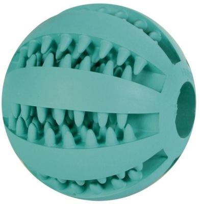 Игрушка мяч с мятой очищает зубы собаки 5 см Трикси