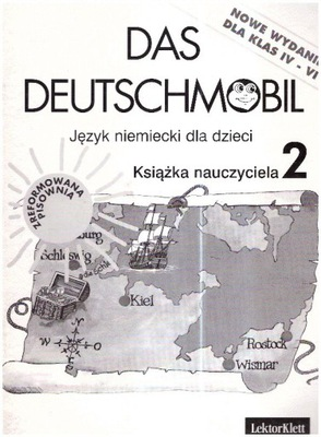 Das Deutschmobil 2 Książka nauczyciela Nowe wydani