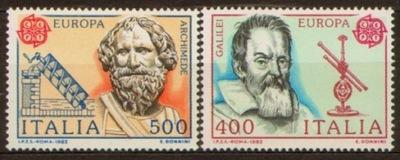 Италия . Мне 1842-43 ** - Europa CEPT 1983