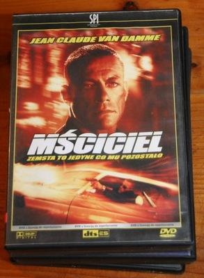 MŚCICIE      DVD
