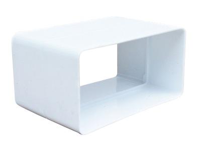 Соединитель каналов плоских D /LP 110x55 DOSPEL