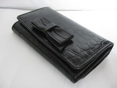 Ashwood przepiękny portfel skóra naturalna NOWY