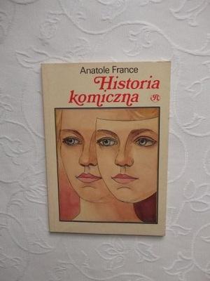 FRANCE-HISTORIA KOMICZNA HERTZ /FRANCUSKA FRANCJA