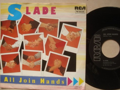 SLADE - ALL JOIN HANDS HERE'S TO...