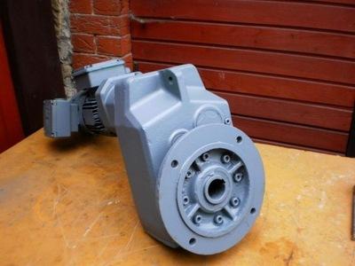 silnik elektryczny 0,4 kw motoreduktor 4 na min